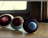 MARKED DOWN Stacked Button Adjustable Rings