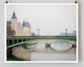 """SALE! Paris Photography, """"Conciergerie"""" Paris Print Extra Large Wall Art Prints, Paris Wall Decor"""