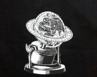 Globe - Tote Bag - Backpack