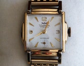 Vintage Waltham Incabloc Mechanical 1960s Wrist Watch by avintageobsession on etsy...20% Discount