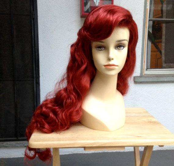 Ariel Wig Adult 36