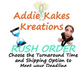 Rush Order Add On / Rush Production Time / Rush Service
