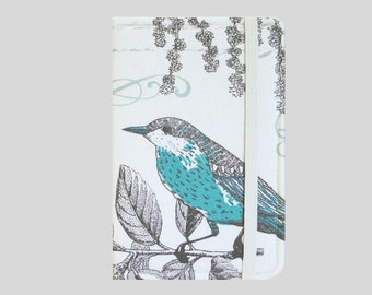 Kindle Cover Hardcover, Kindle Case, eReader, Kobo, Kindle Voyage, Kindle Fire HD 6 7, Kindle Paperwhite, Nook GlowLight Blue Bird