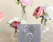 Rustic Table Numbers Barn Wood Wedding Decor Country Barn Shabby Chic Morgann Hill Designs (Item Number MHD20046)