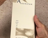 """Limited Edition Poetry Book - """"Ascension"""" (art, design and poetry by Jim Cokas"""