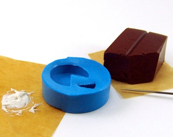 Miniature Mold Flexible Silicone Cake With Slice Mold - 1/12 Scale Food Mold