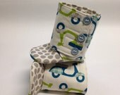 3-6 months Organic Scooters Baby Boots - READY TO SHIP