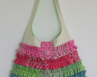 Frilly Dilly Bag Pattern