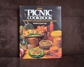 The Picnic CookBook by Barbara Wiland 1979 Hostess and Gourmet Gifts