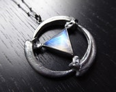 The Prophecy Pendant - Moonstone