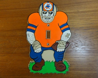 Items Similar To Football Light Switch Decal On Etsy