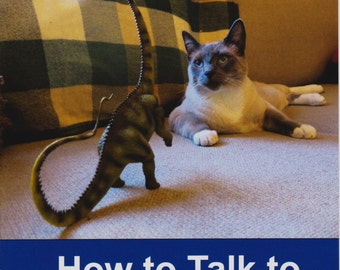 How to Talk to Your Cat About Evolution (Zine)