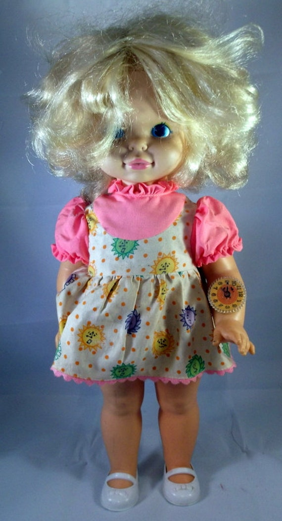 Vintage Chatty Cathy Doll 1964 Mattel