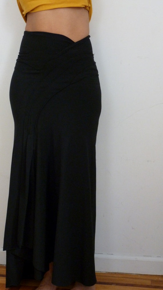 Long Fitted Skirt 34