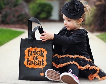 Halloween Child Trick or Treat Bag