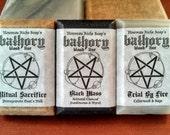 Bathory Blood Line- THREE PACK - Ritual Sacrifice - Black Mass- Trial By Fire