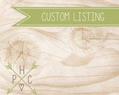 CUSTOM LISTING >>> Christina Giannandrea  >>> 7 extra invites and 3 day shipping