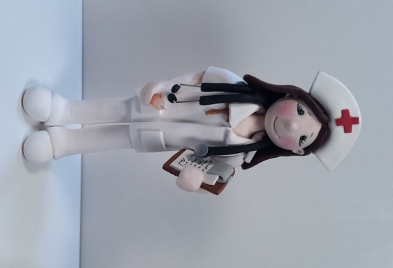 Nurse Professional Figurine- custom order