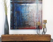 Original Abstract Painting  - Mixed Media on Canvas