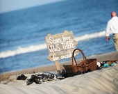 Shoes Here Love Everywhere Beach Wedding Signs. Outside Wedding Decorations Arrow Pointing Signs Rustic Country Decorations