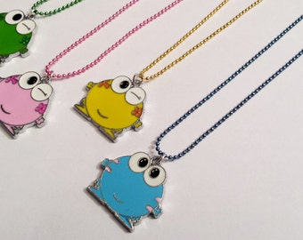 Sale! Frog Necklace