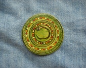 Fridge Serpent Refrigerator Magnet - Chinese Zodiac - Year of the Snake - Housewares - Kitchen Ceramic Magnets