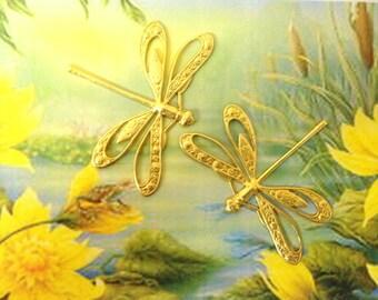 Decorative Dragonfly (2 pc)