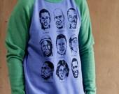 SEATTLE SEAHAWKS legends of the KINGDOME sweatshirt