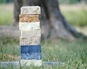 Homemade Soap - Soap - Four Sisters Farm Soap - Soap List Pick from 27 Varieties
