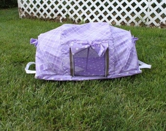 18 inch Doll camping tent