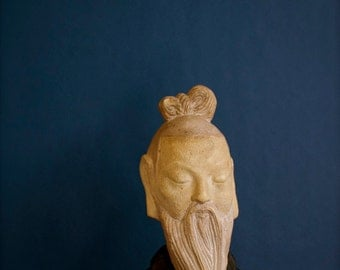chinese bust