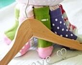Children's Hanger, Personalized Hanger, Baby Hanger, Baby Name Hanger, Toddler Accessories, Baby Shower Gift, Toddler Fashion