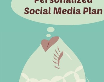 Custom Social Media Plan, Personalized Strategy for Online Marketing