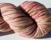 Superwash Merino Sock Yarn, 490 yds, 100g kettle dyed