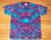 S M L Xl 2x 3x 4x 5x 6x Cotton Candy Crush Tie Dye Shirt, Kids, Adult, Plus Size tie dye