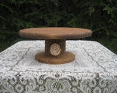 Rustic Cake Stand, Wedding Cake Stand, Rustic Wedding, Personalized Cake Stand, Log Cake Stand, Tree Cake Stand, Cupcake Stand, Wood Stand