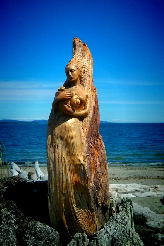 Reserved for Gillian, I Will Remember, Driftwood Sculpture by Shaping Spirit, Last Payment