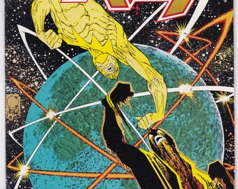 Vintage The Ray Comic Number 5 September 1994 Marvel Comics - Philadelphia - Metahuman - Brimstone - Superboy - Apokolips - Deathmasque