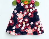 Valentine Baby - Baby Clothing - Toddler Dress - Asian Style - Girl Clothing - KK Children Designs - Newborn to 5