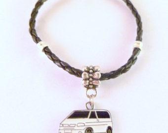 VW T4 Camper Van Bracelet