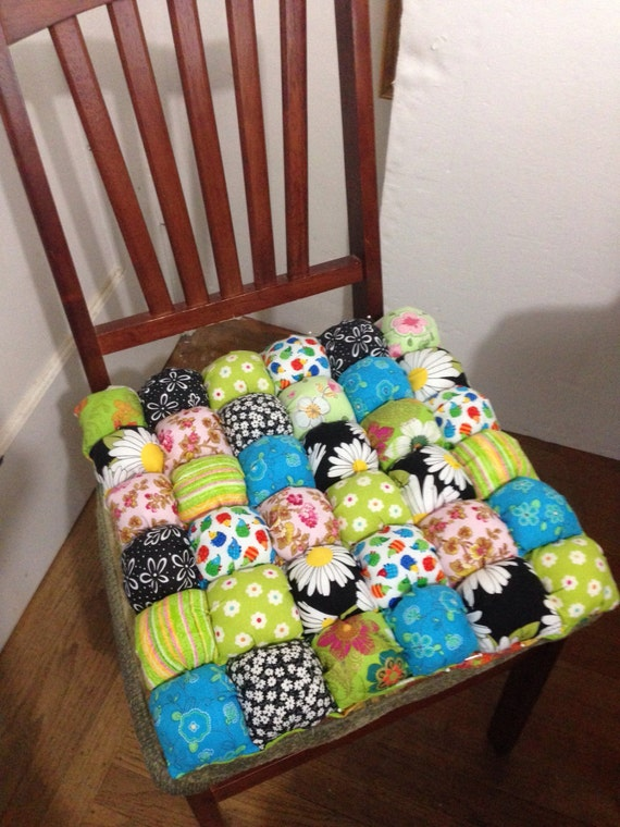 dining chair cushions custom made in your favorite colors bubble