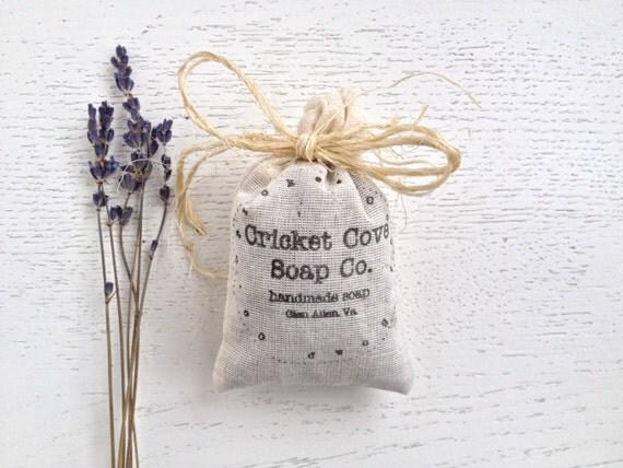 ORGANIC LAVENDER SACHET- Lavender - Dried Lavender - Lavender Buds - Organic - gift sachet