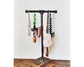Large Industrial Jewelry Organizer and Display Stand