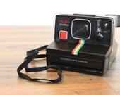 WORKING Vintage Polaroid Time-Zero OneStep Land Camera