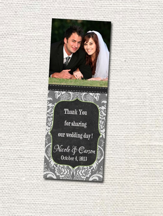 Great Wedding Gifts Under 100 : 50, 100 or 150 Photo Bookmarks, Great Wedding Party Favors & Keepsake ...