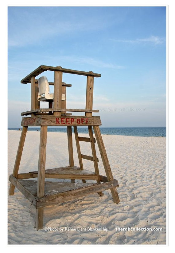 coloring pages of lifeguard stand - photo#28