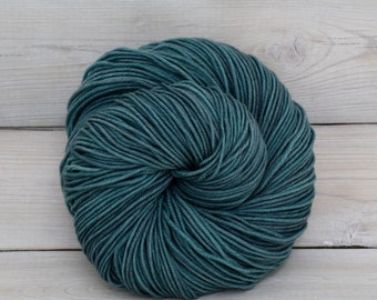 Aspen Sport - Hand Dyed Superwash Merino Wool Sport Yarn - Colorway: Marquesas