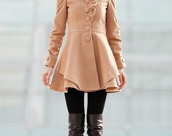 Womens coat jacket winter coats for women - C226