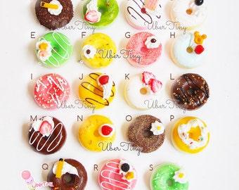 Medium Chunky Donut Squishy