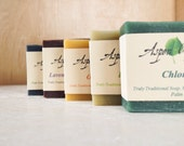 5 Pack All Natural Soap Gift Set, Lavender Goat Milk, Lemongrass, Orange Spice, Tea Tree Eucalyptus, Star Anise, Comes Gift Wrapped.